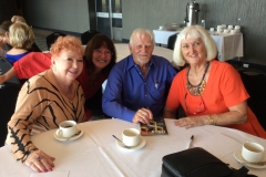 Margaret Flanaghan, Jacqui Alexander, Keith Drew and Robyn Wade