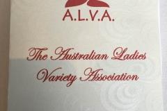 ALVA Program 2016