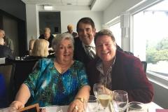 Toni, Mark and Brian