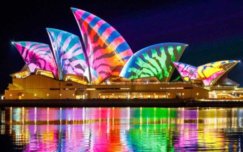 ALVA Vivid Lights Cruise
